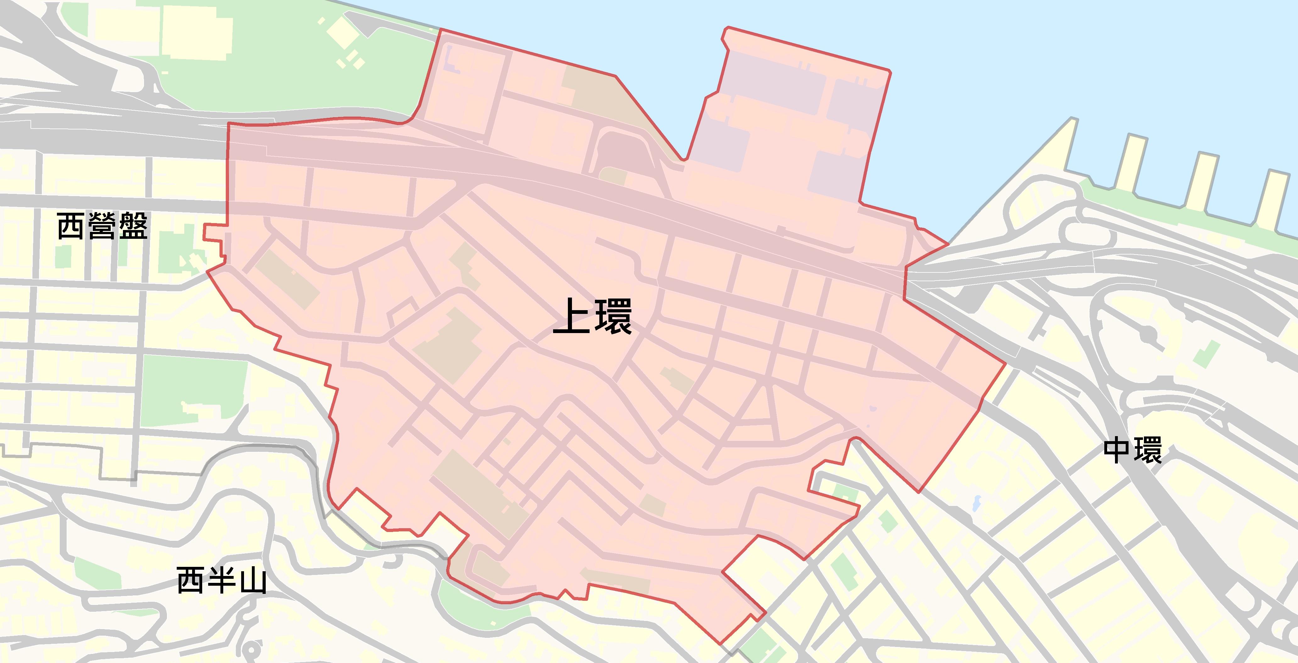 上環@中原樓市片區