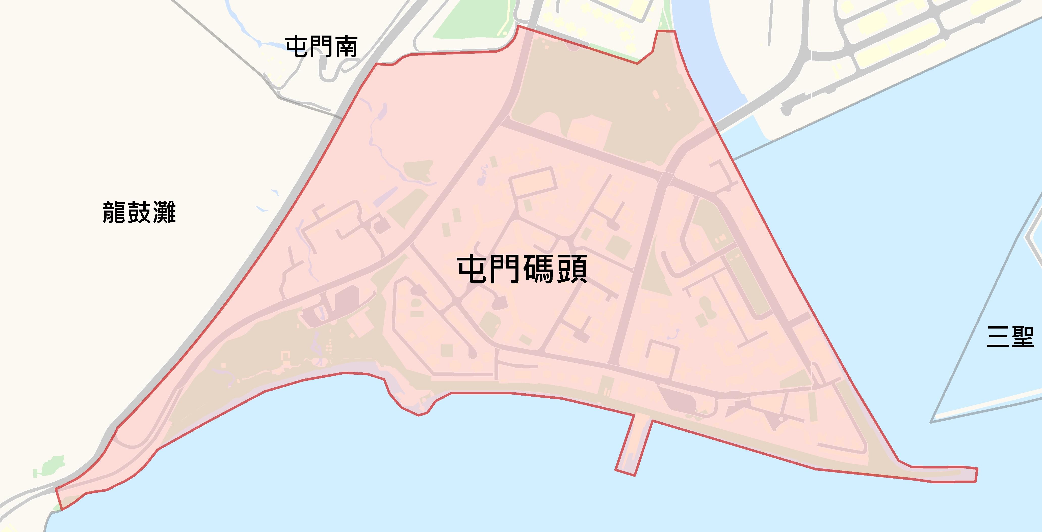 屯門碼頭@中原樓市片區