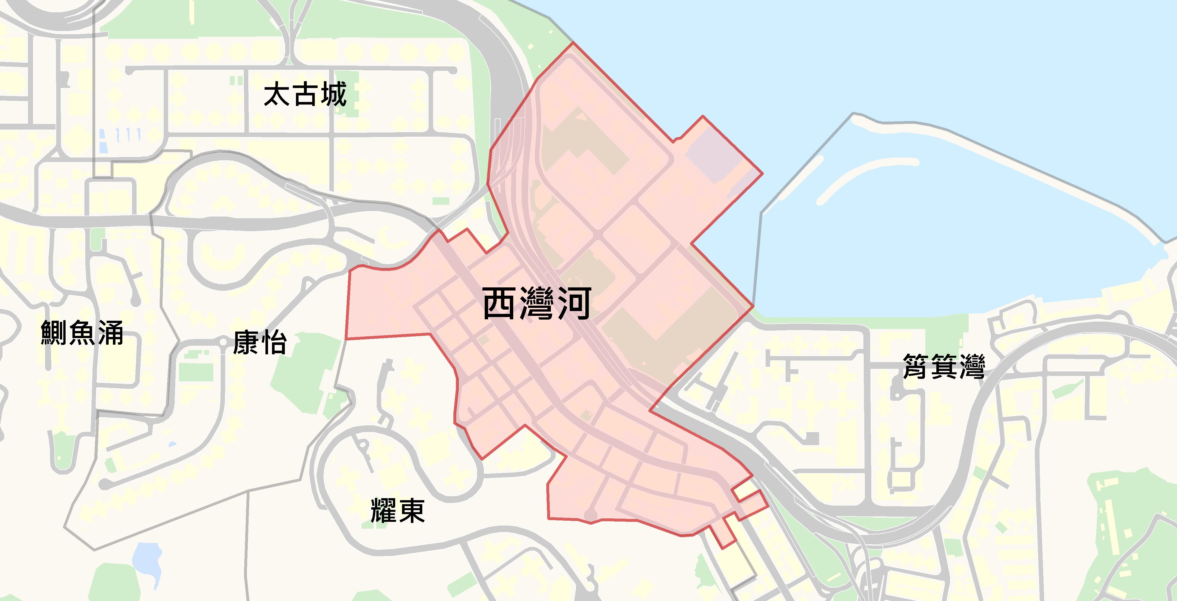 西灣河@中原樓市片區