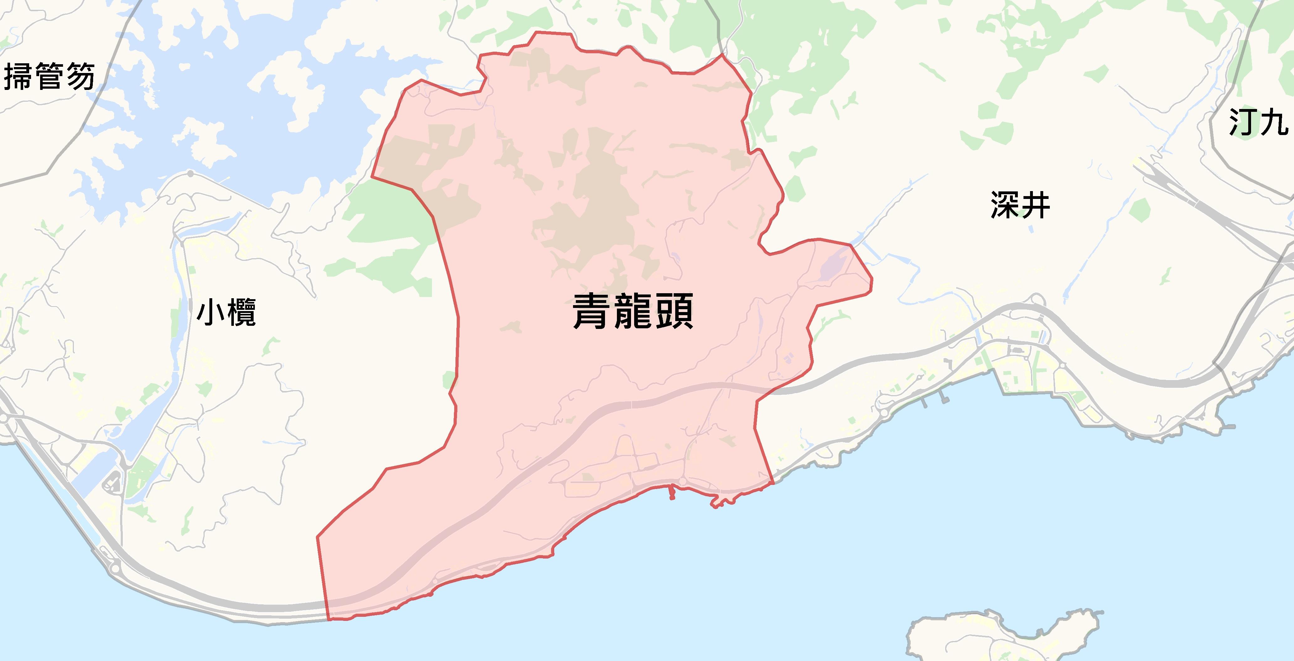 青龍頭@中原樓市片區